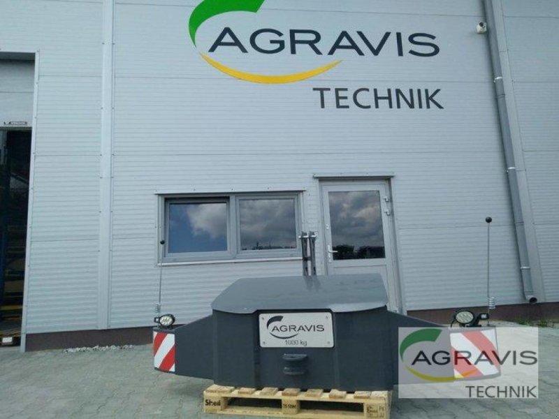 elektronische Zusatzgeräte des Typs Kaber Frontgewicht 1000 kg, Neumaschine in Koscian (Bild 1)