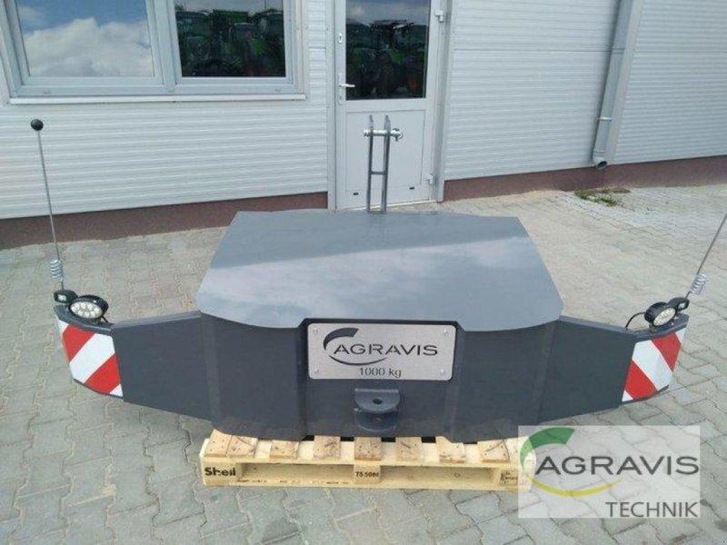 elektronische Zusatzgeräte typu Kaber Frontgewicht 1000 kg, Neumaschine w Koscian (Zdjęcie 5)