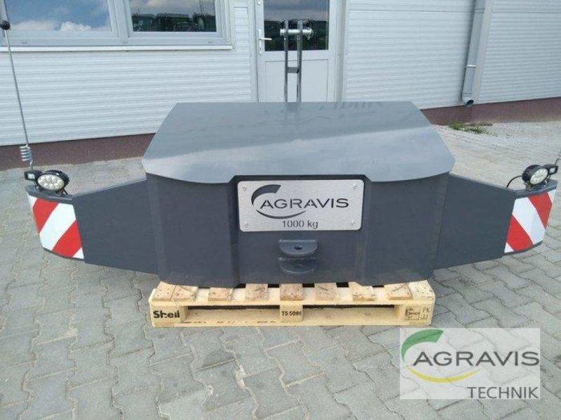 elektronische Zusatzgeräte typu Kaber Frontgewicht 1000 kg, Neumaschine w Koscian (Zdjęcie 6)