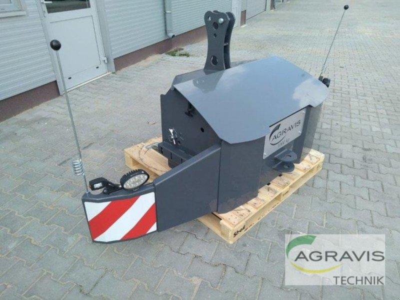 elektronische Zusatzgeräte typu Kaber Frontgewicht 1000 kg, Neumaschine w Koscian (Zdjęcie 4)