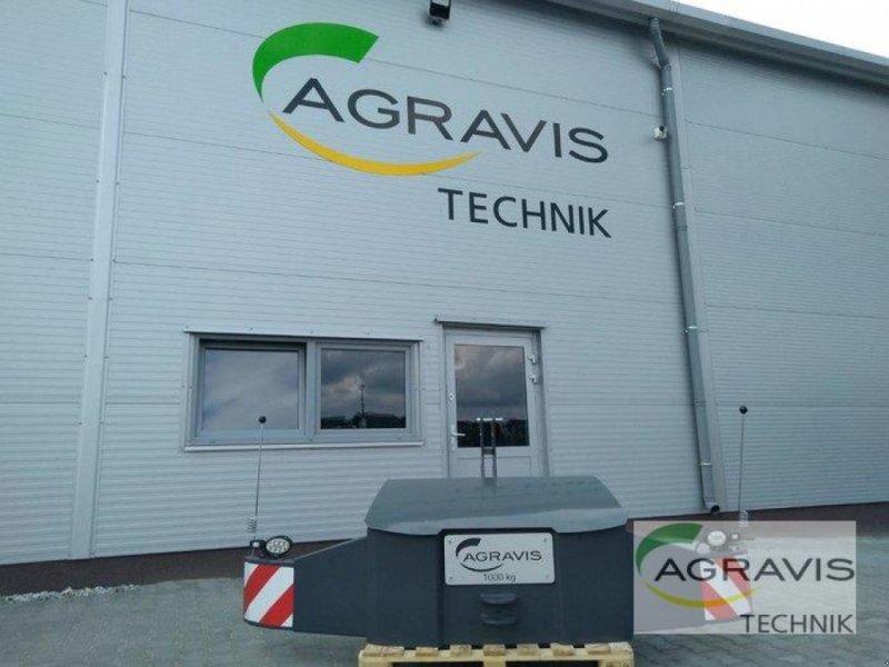 elektronische Zusatzgeräte typu Kaber Frontgewicht 1000 kg, Neumaschine w Koscian (Zdjęcie 2)