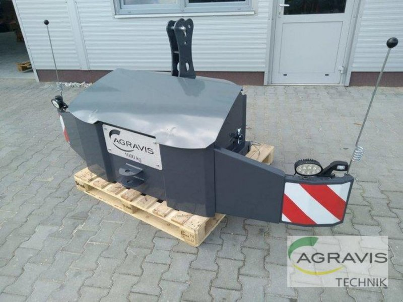 elektronische Zusatzgeräte typu Kaber Frontgewicht 1000 kg, Neumaschine w Koscian (Zdjęcie 3)