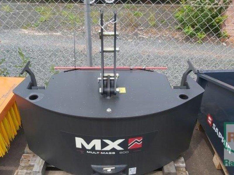 elektronische Zusatzgeräte типа Mailleux Mailleux Multimass 600 kg, Neumaschine в Kruft (Фотография 1)