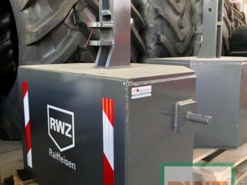 elektronische Zusatzgeräte des Typs Sonstige Stahl Frontgewicht 1500 Kg, Neumaschine in Rommerskirchen (Bild 1)