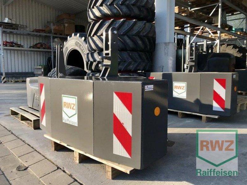 elektronische Zusatzgeräte des Typs Sonstige Stahl Frontgewicht 1800 Kg, Neumaschine in Rommerskirchen (Bild 2)