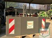 elektronische Zusatzgeräte a típus Sonstige Stahl Frontgewicht 1800 Kg, Neumaschine ekkor: Rommerskirchen