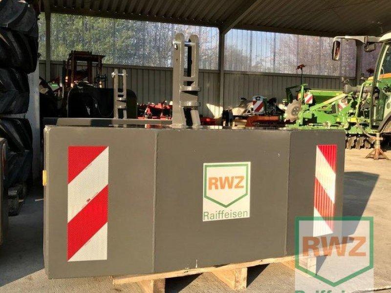 elektronische Zusatzgeräte des Typs Sonstige Stahl Frontgewicht 1800 Kg, Neumaschine in Rommerskirchen (Bild 1)