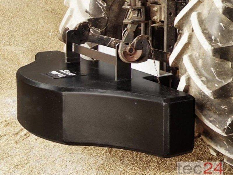 elektronische Zusatzgeräte des Typs Suer Heckgewicht (Front), Ausstellungsmaschine in Rees (Bild 2)
