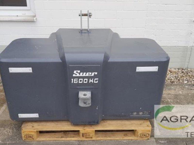 elektronische Zusatzgeräte типа Suer STAHLBETONGEW.1600KG, Gebrauchtmaschine в Köthen (Фотография 1)