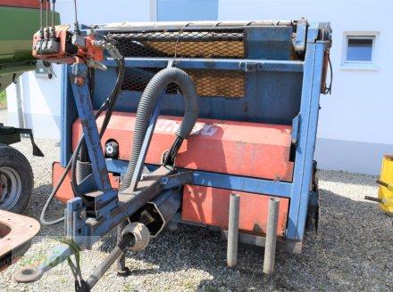 Trumag Silofox, Siloentnahmegerät mit Fräse, Fahrwerk und Auswurf rechts kivételi maró