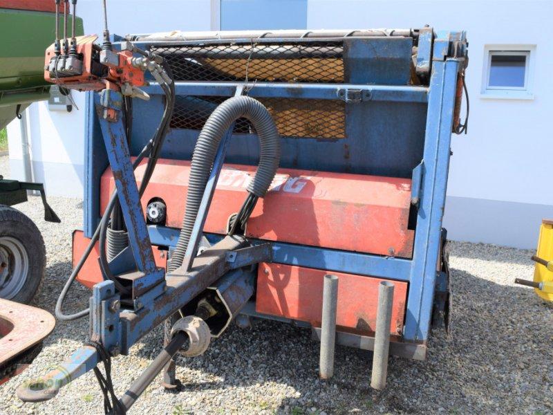 Entnahmefräse типа Trumag Silofox, Siloentnahmegerät mit Fräse, Fahrwerk und Auswurf rechts, Gebrauchtmaschine в Burgrieden (Фотография 1)