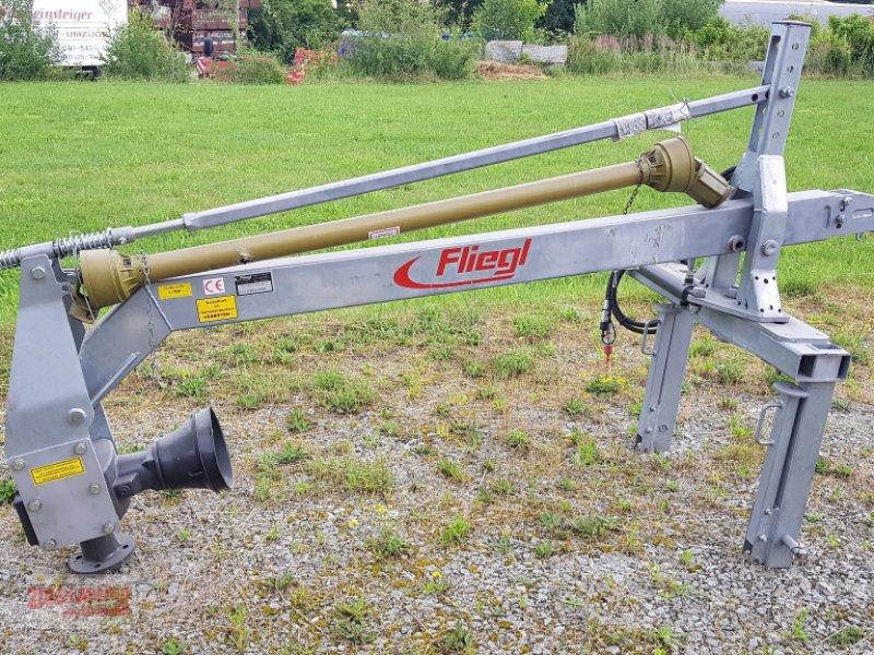 Erdbohrer des Typs Fliegl Garant, Gebrauchtmaschine in Rottenburg (Bild 1)