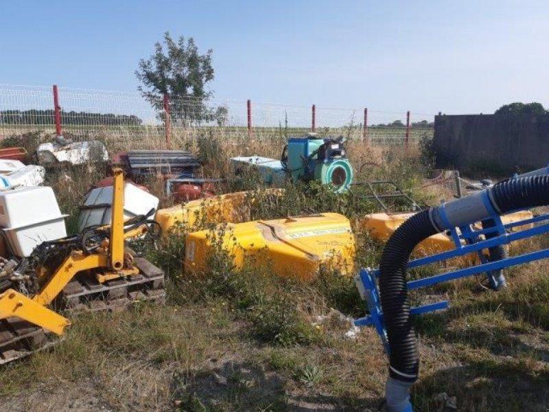 Erntewagen типа Sonstige divers, Gebrauchtmaschine в le pallet (Фотография 1)