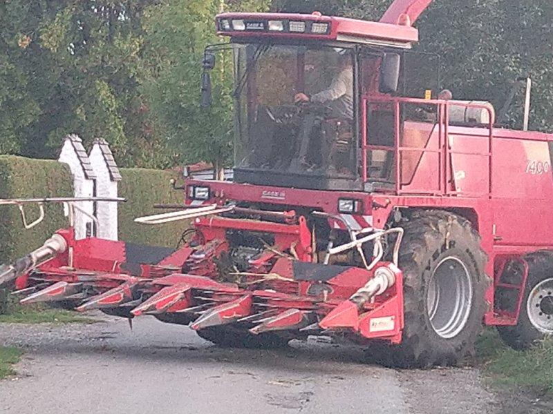Feldhäcksler tip Case IH 7400, Gebrauchtmaschine in Stadtbergen (Poză 1)