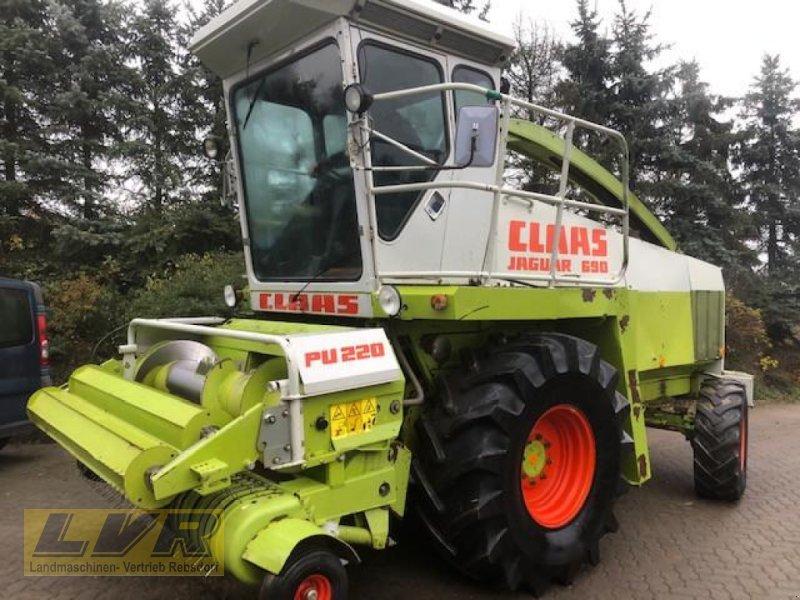 Feldhäcksler des Typs CLAAS 690 Maisausrüstung, Gebrauchtmaschine in Steinau-Rebsdorf (Bild 1)