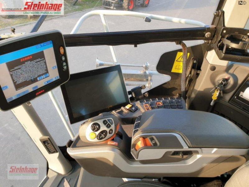 Feldhäcksler des Typs CLAAS Feldhäcksler, selbstfahrend Jaguar 950, Neumaschine in Rollwitz (Bild 9)
