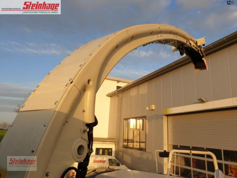 Feldhäcksler des Typs CLAAS Feldhäcksler, selbstfahrend Jaguar 950, Neumaschine in Rollwitz (Bild 8)