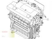 Feldhäcksler типа CLAAS JAGUAR 494 (930, 940, 950, 960, 970, 980) Einzugsgehäuse NEU komplett u. OVP, Neumaschine в Molbergen