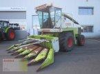 Feldhäcksler des Typs CLAAS JAGUAR 690 SL mit 6-reiher Maisgebiss und PICK UP PU 300 in Molbergen