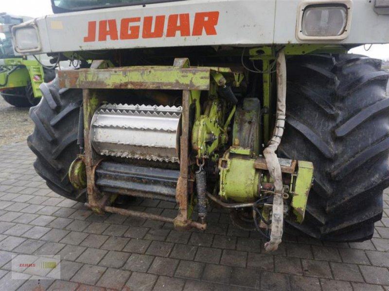 Feldhäcksler des Typs CLAAS JAGUAR 695 SL MEGA, Gebrauchtmaschine in Töging am Inn (Bild 7)