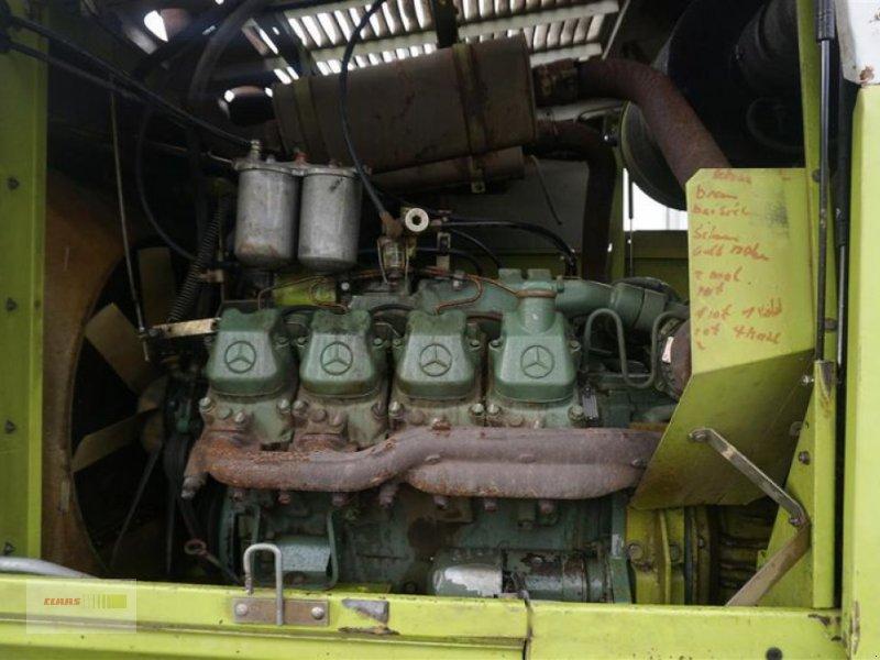Feldhäcksler des Typs CLAAS JAGUAR 695 SL MEGA, Gebrauchtmaschine in Töging am Inn (Bild 20)