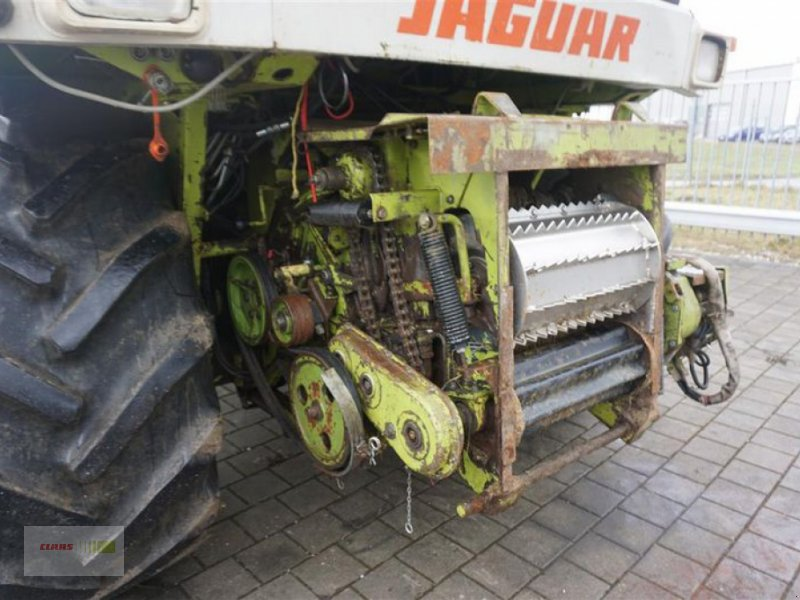 Feldhäcksler des Typs CLAAS JAGUAR 695 SL MEGA, Gebrauchtmaschine in Töging am Inn (Bild 8)