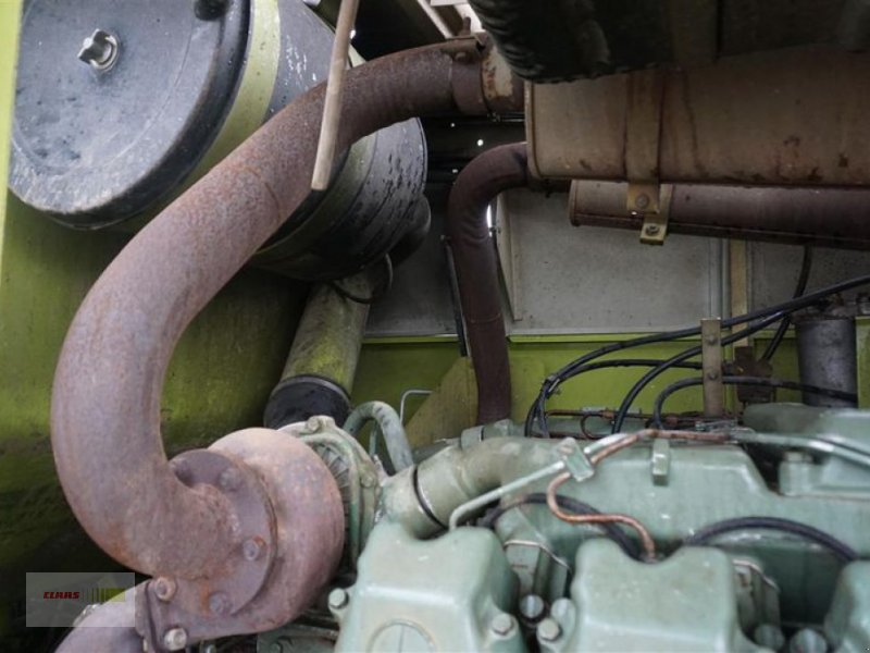 Feldhäcksler des Typs CLAAS JAGUAR 695 SL MEGA, Gebrauchtmaschine in Töging am Inn (Bild 16)
