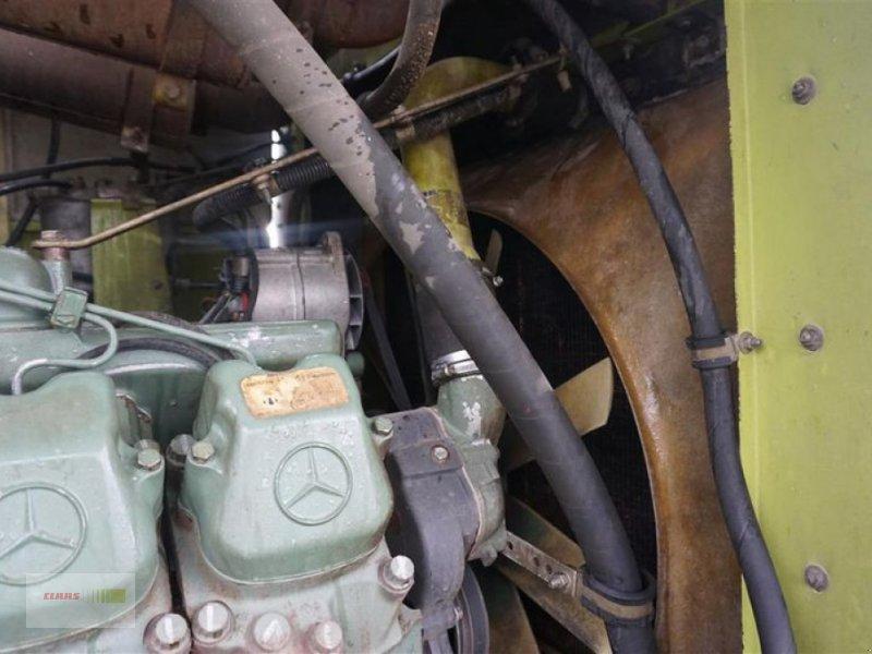 Feldhäcksler des Typs CLAAS JAGUAR 695 SL MEGA, Gebrauchtmaschine in Töging am Inn (Bild 17)