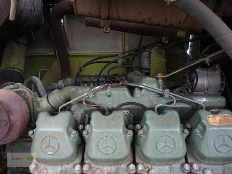 Feldhäcksler des Typs CLAAS JAGUAR 695 SL MEGA, Gebrauchtmaschine in Töging am Inn (Bild 15)