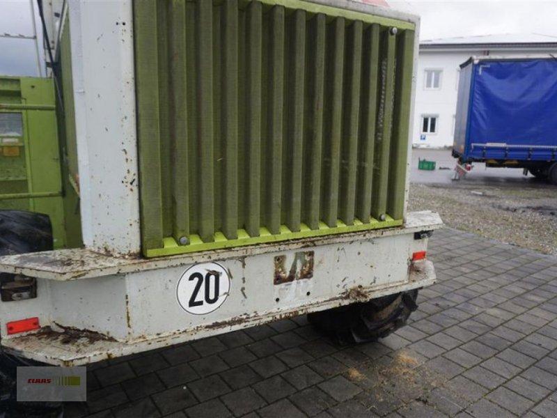Feldhäcksler des Typs CLAAS JAGUAR 695 SL MEGA, Gebrauchtmaschine in Töging am Inn (Bild 9)