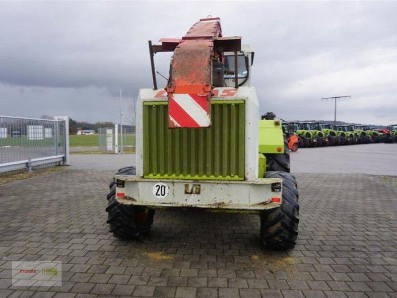 Feldhäcksler des Typs CLAAS JAGUAR 695 SL MEGA, Gebrauchtmaschine in Töging am Inn (Bild 4)