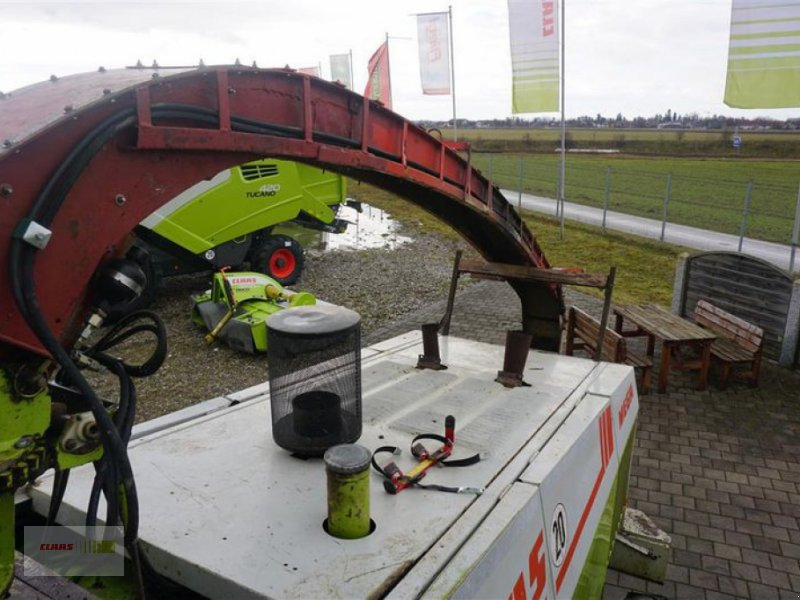 Feldhäcksler des Typs CLAAS JAGUAR 695 SL MEGA, Gebrauchtmaschine in Töging am Inn (Bild 24)