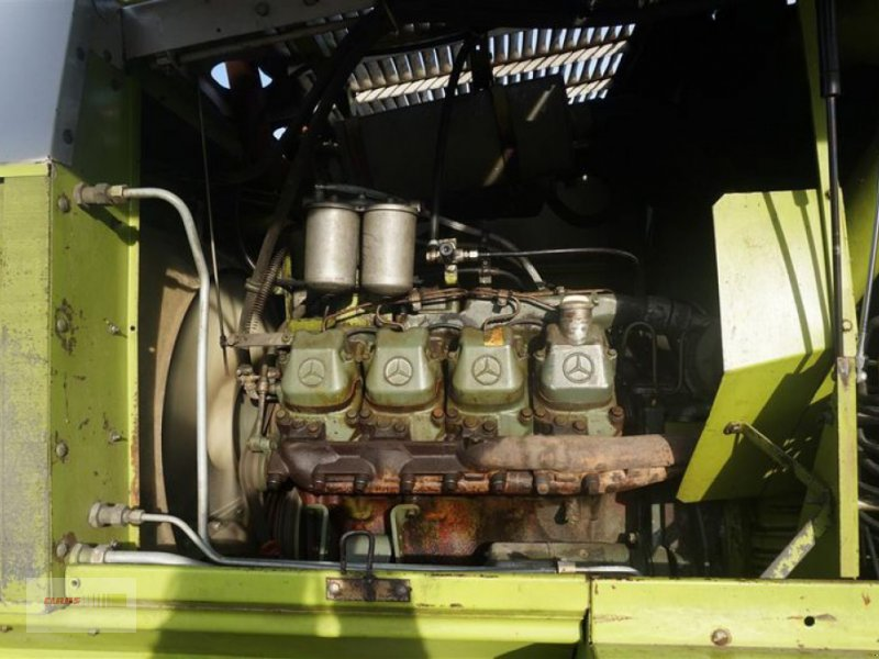 Feldhäcksler des Typs CLAAS JAGUAR 695 SL, Gebrauchtmaschine in Töging am Inn (Bild 10)