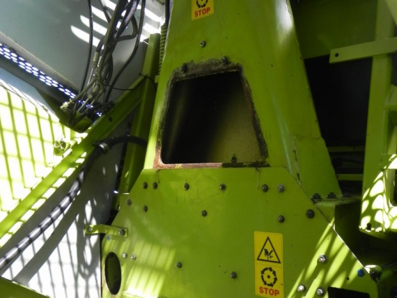 Feldhäcksler des Typs CLAAS Jaguar 820, Gebrauchtmaschine in Kallham (Bild 5)