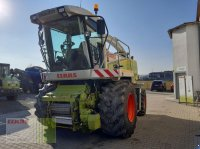 CLAAS JAGUAR 830 +KEMPER 360+PICK-UP Feldhäcksler