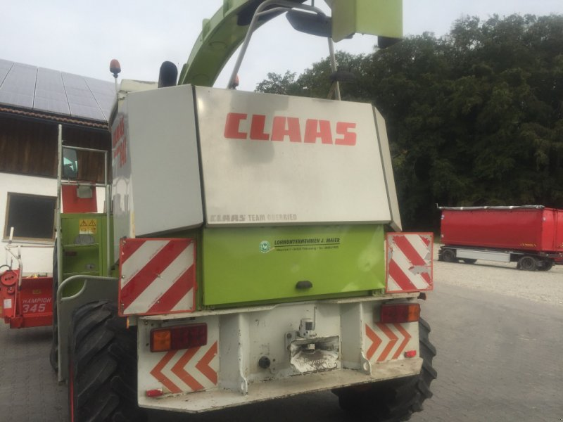 Feldhäcksler des Typs CLAAS Jaguar 840 A, Gebrauchtmaschine in Tittmoning (Bild 11)
