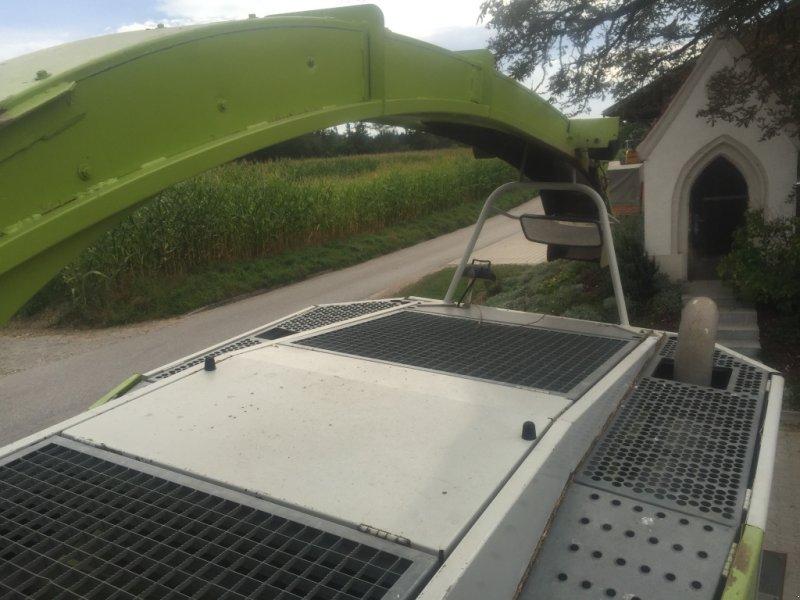 Feldhäcksler des Typs CLAAS Jaguar 840 A, Gebrauchtmaschine in Tittmoning (Bild 12)
