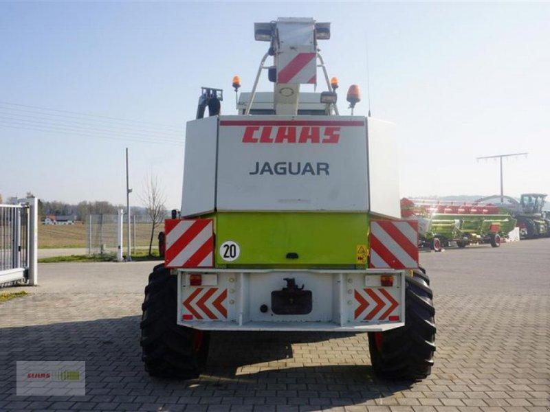 Feldhäcksler des Typs CLAAS JAGUAR 840, Gebrauchtmaschine in Töging am Inn (Bild 6)