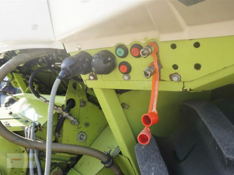 Feldhäcksler des Typs CLAAS JAGUAR 840, Gebrauchtmaschine in Töging am Inn (Bild 14)