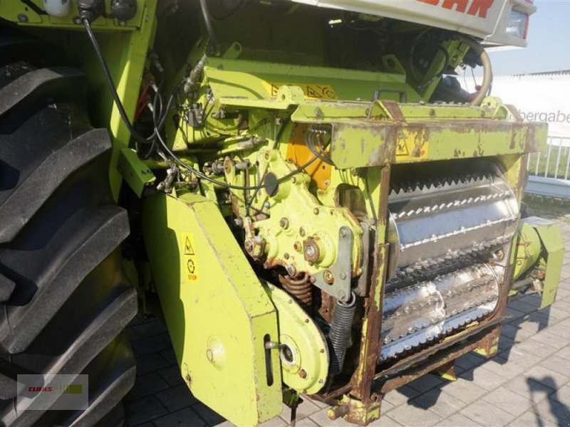 Feldhäcksler des Typs CLAAS JAGUAR 840, Gebrauchtmaschine in Töging am Inn (Bild 12)