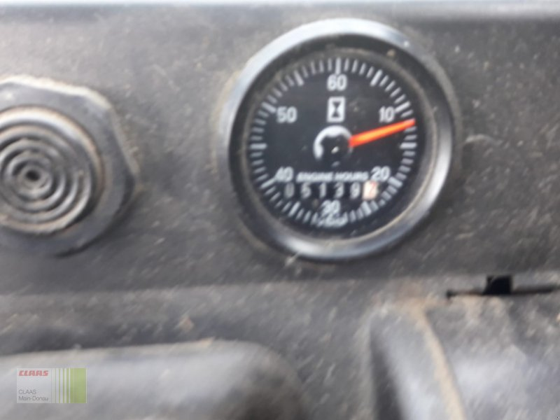 Feldhäcksler des Typs CLAAS Jaguar 840, Gebrauchtmaschine in Aurach (Bild 5)
