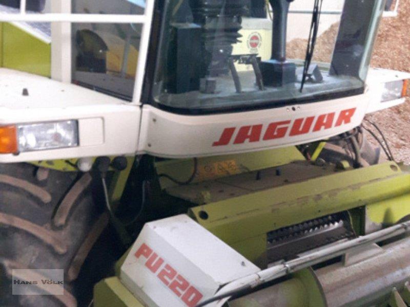 Feldhäcksler des Typs CLAAS Jaguar 840, Gebrauchtmaschine in Soyen (Bild 2)