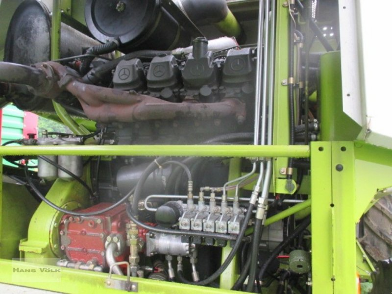 Feldhäcksler des Typs CLAAS Jaguar 840, Gebrauchtmaschine in Soyen (Bild 9)
