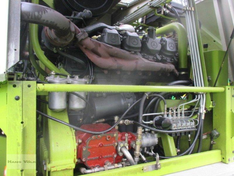 Feldhäcksler des Typs CLAAS Jaguar 840, Gebrauchtmaschine in Soyen (Bild 10)