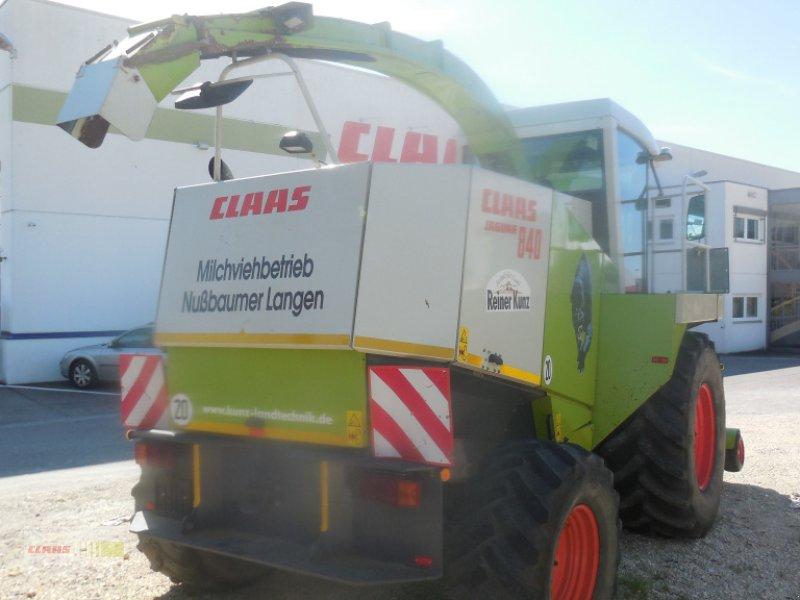 Feldhäcksler типа CLAAS Jaguar 840, Gebrauchtmaschine в Langenau (Фотография 2)