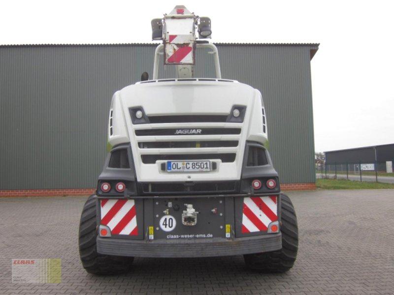 Feldhäcksler des Typs CLAAS JAGUAR 850 (496) Allrad 4WD, 40 km/h, nur 1.640 h !, Gebrauchtmaschine in Neerstedt (Bild 4)