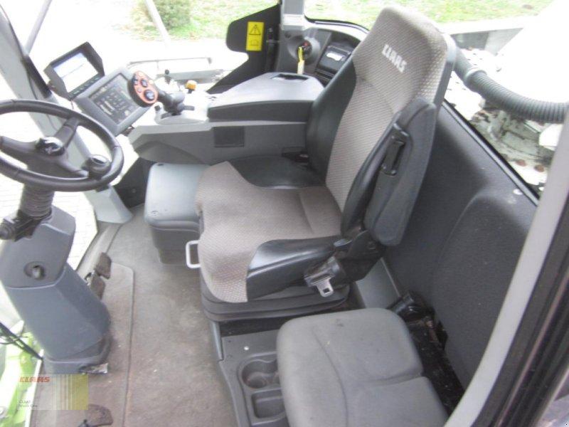 Feldhäcksler des Typs CLAAS JAGUAR 850 (496) Allrad 4WD, 40 km/h, nur 1.640 h !, Gebrauchtmaschine in Neerstedt (Bild 9)