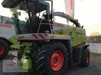 Feldhäcksler des Typs CLAAS JAGUAR 850 SPEEDSTAR Allrad in Moos