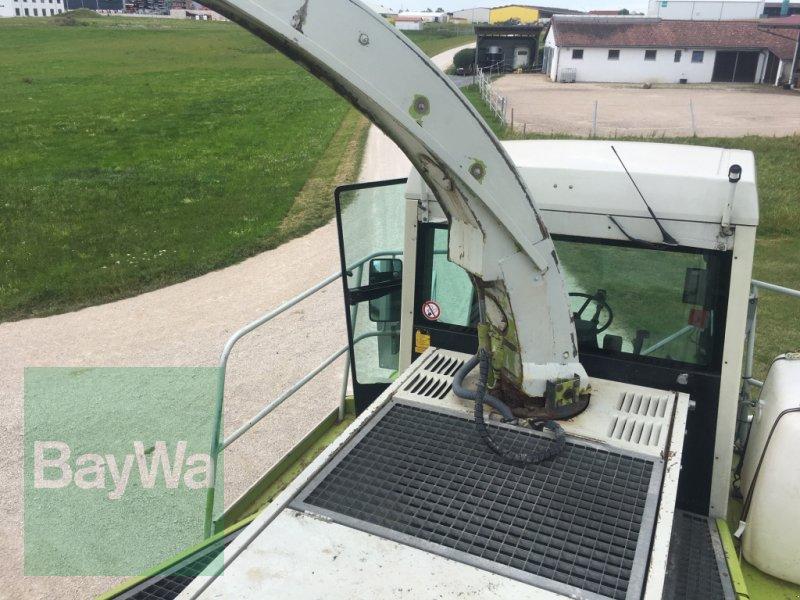 Feldhäcksler des Typs CLAAS Jaguar 860 Allrad mit RU450 und PU300, Gebrauchtmaschine in Dinkelsbühl (Bild 25)