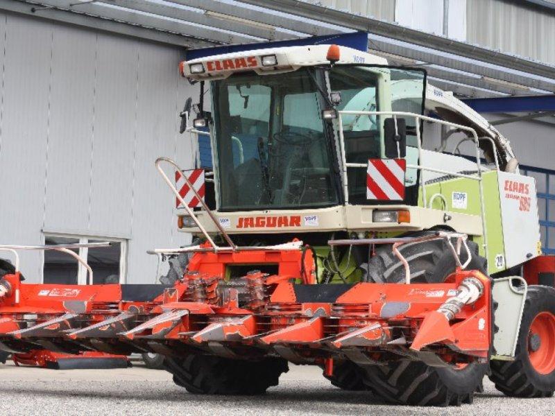 Feldhäcksler des Typs CLAAS Jaguar 860 Allrad, Gebrauchtmaschine in Schutterzell (Bild 1)